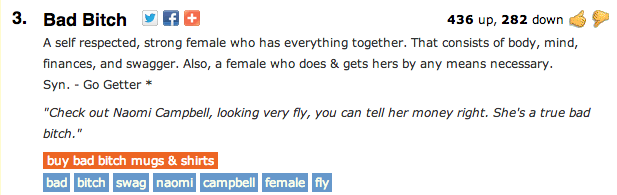Freaky urban dictionary