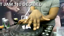 JUST JAM 110 DECIBEL