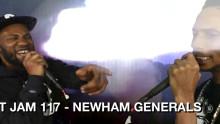 JUST JAM 117- NEWHAM GENERALS