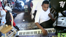BEAT THIS ft DJ RASHAD, DJ SPINN & MANNY