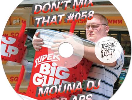 DMT 058 MOUNA DJ b2b APS